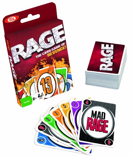 rage card game instructions