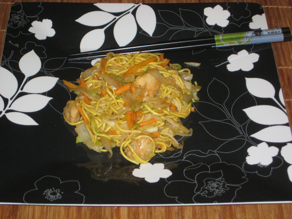 chow mein noodles cooking instructions