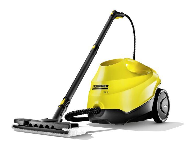 karcher floor cleaner instructions