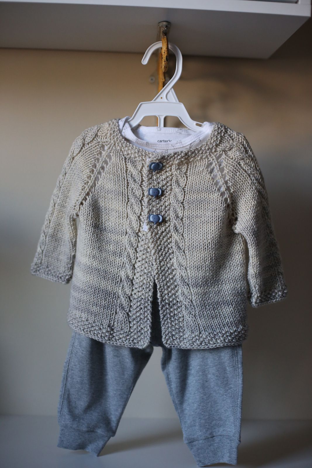 baby sweater knitting patterns instructions