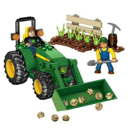 mega bloks farm set instructions