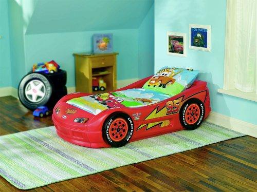 little tikes lightning mcqueen toddler bed instructions