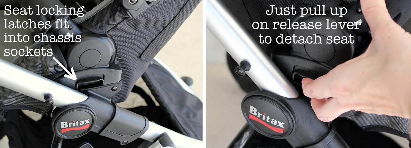 britax b ready car seat adapter instructions