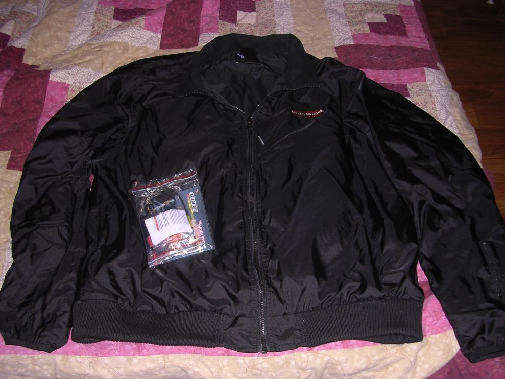 harley davidson heated jacket liner instructions