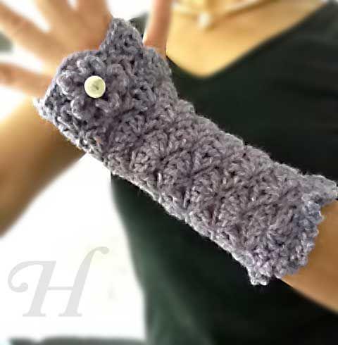 peacock hand warmer instructions