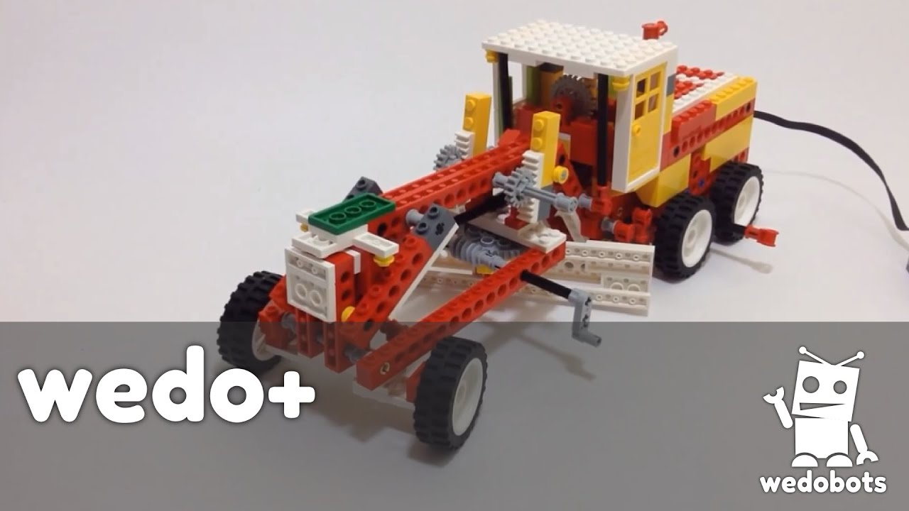 lego wedo helicopter building instructions