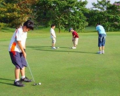 golf instruction for kids