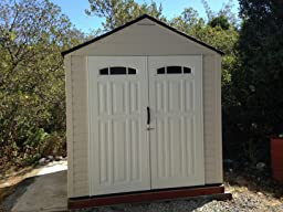rubbermaid roughneck 7x7 shed instructions