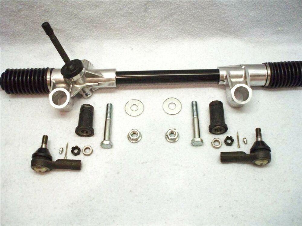 rack and pinion installation instructions