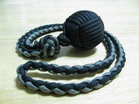paracord lanyard knot instructions