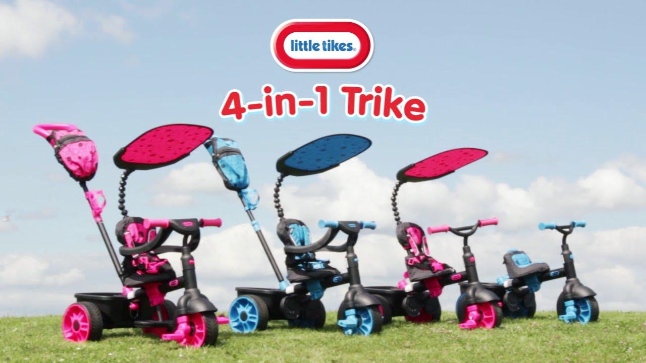 little tikes 4 in 1 trike instructions
