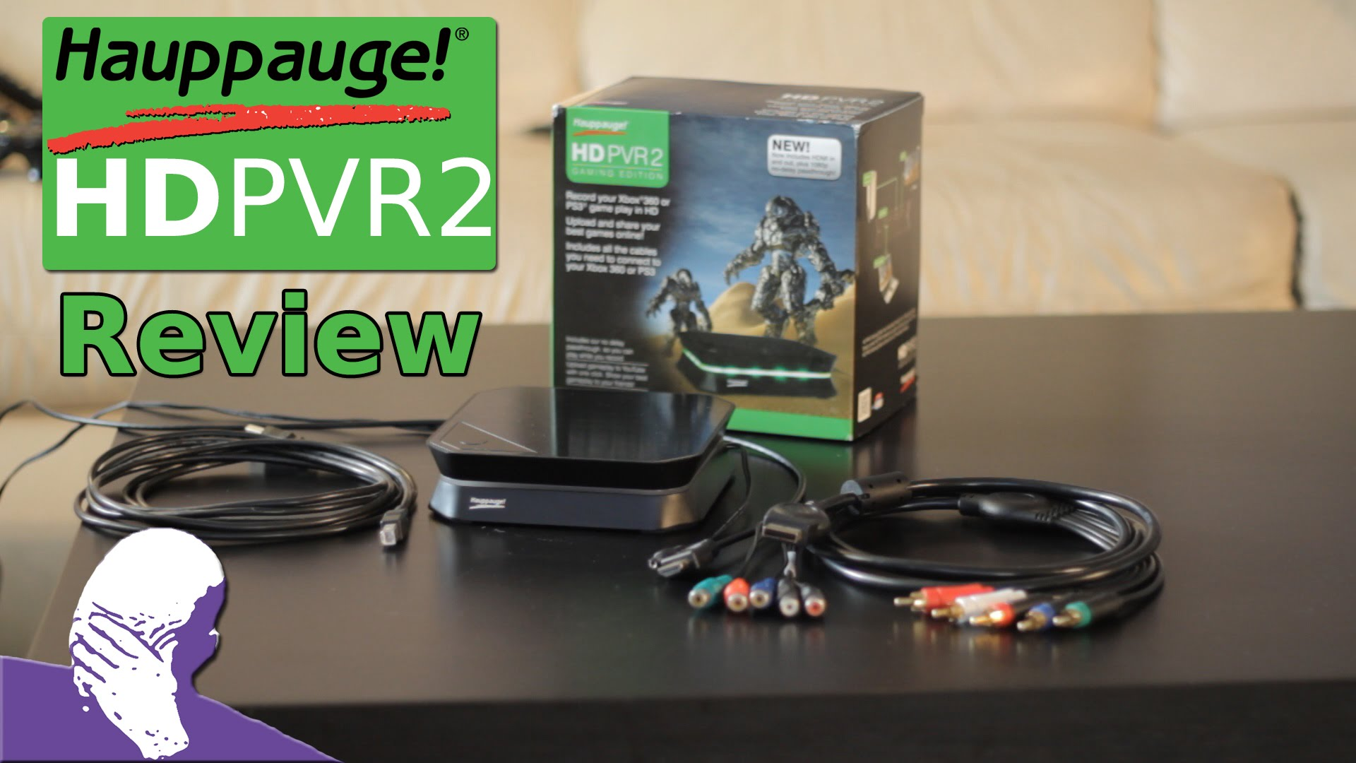 hauppauge hd pvr instructions