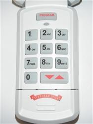 stanley garage door opener programming instructions