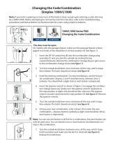 unican 1000 code change instructions