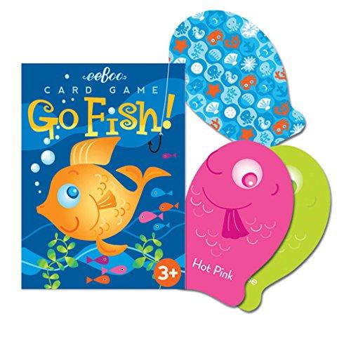 eeboo go fish instructions