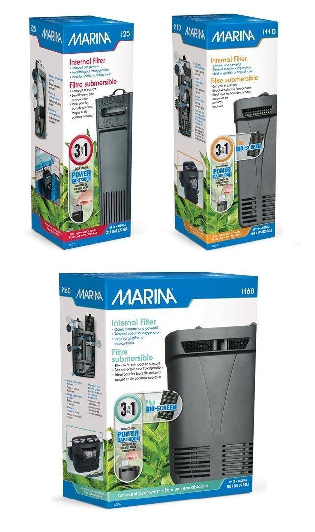 marina i110 filter instructions