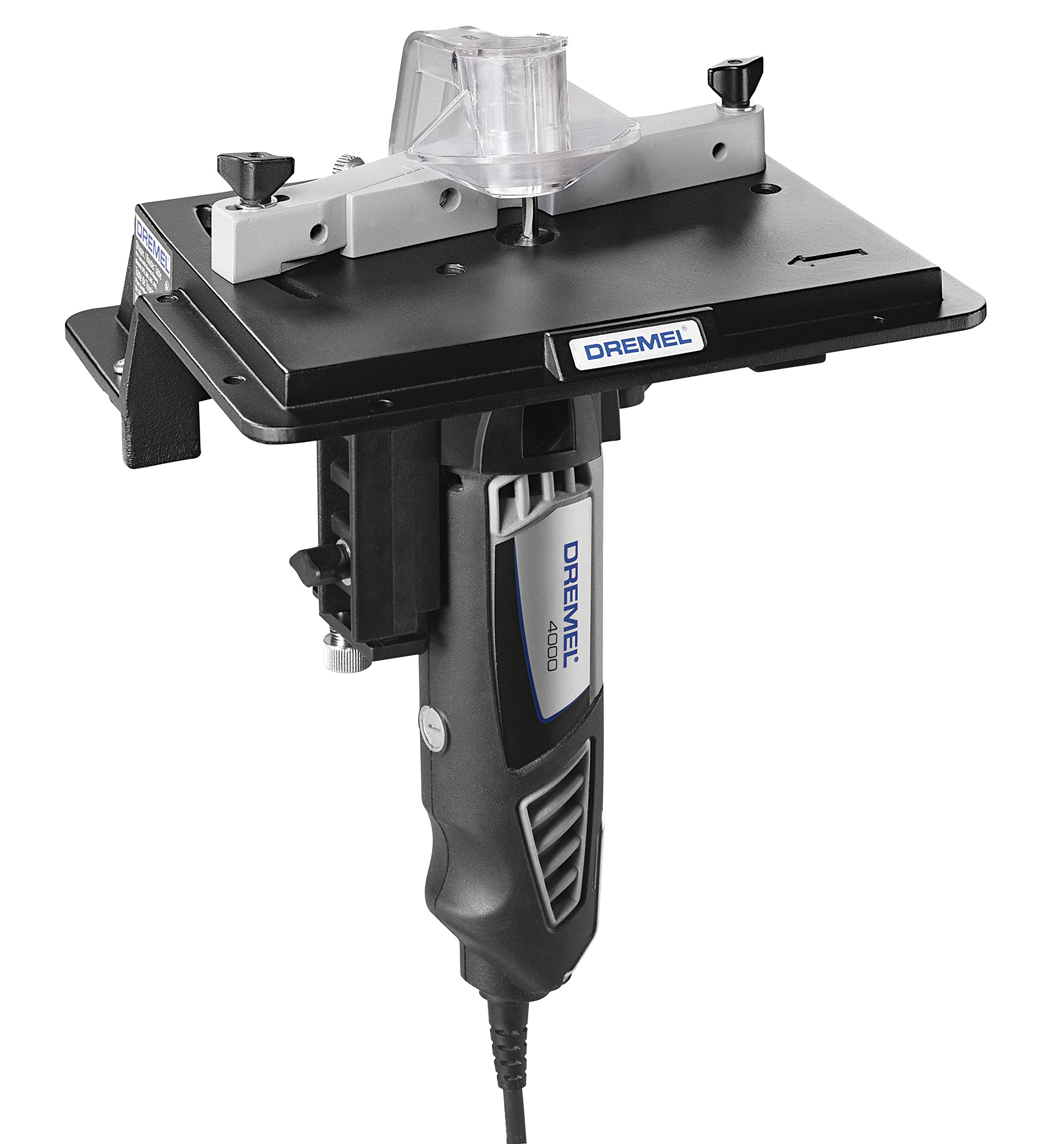 dremel 231 shaper router table instructions