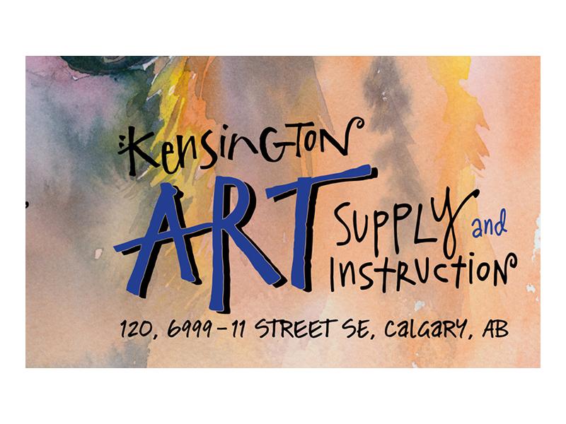 kensington art supply & instruction