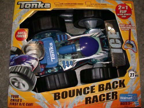 tonka flip the bounce back racer instructions