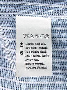 judo gi washing instructions