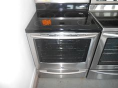 maytag gas oven self cleaning instructions
