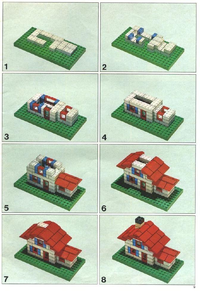 playmobil rock castle instructions