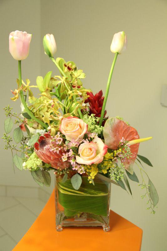basic floral arrangement instructions
