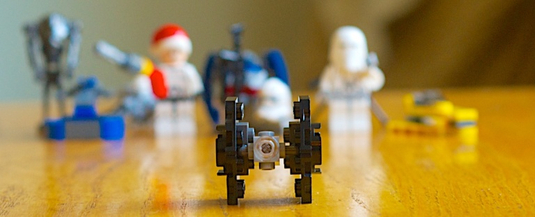 lego star wars advent calendar 2014 instructions
