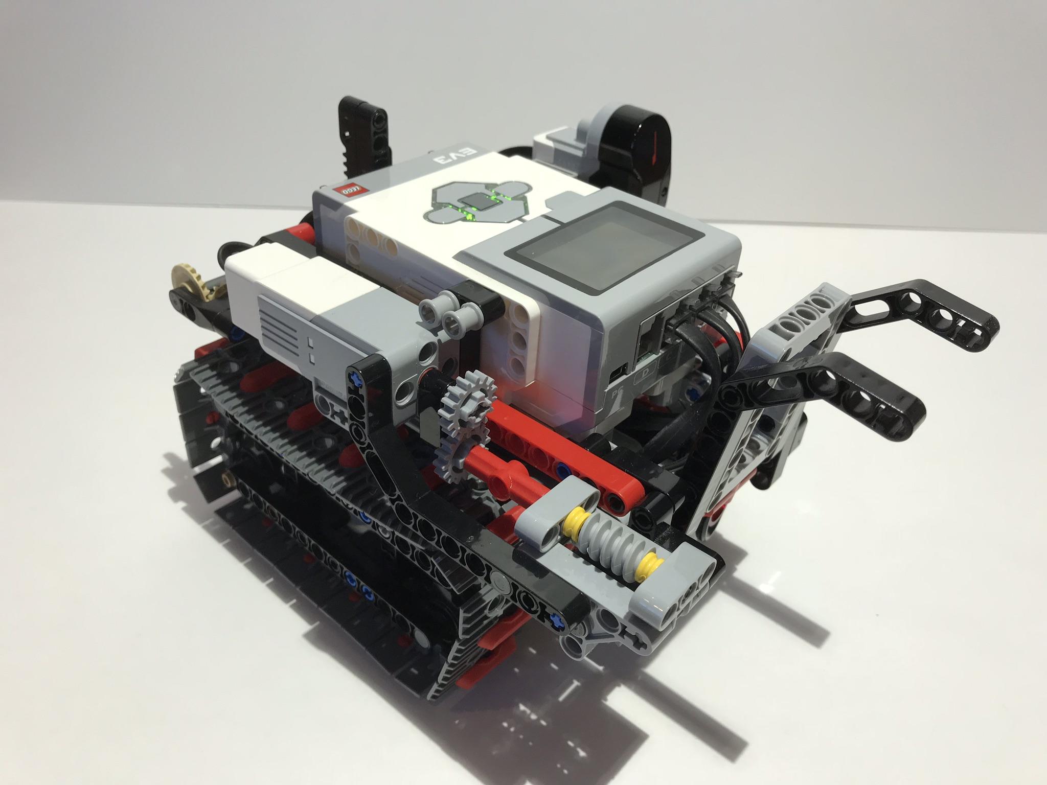 fll lego building instructions