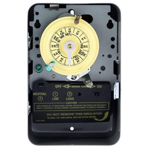intermatic wall timer instruction manual