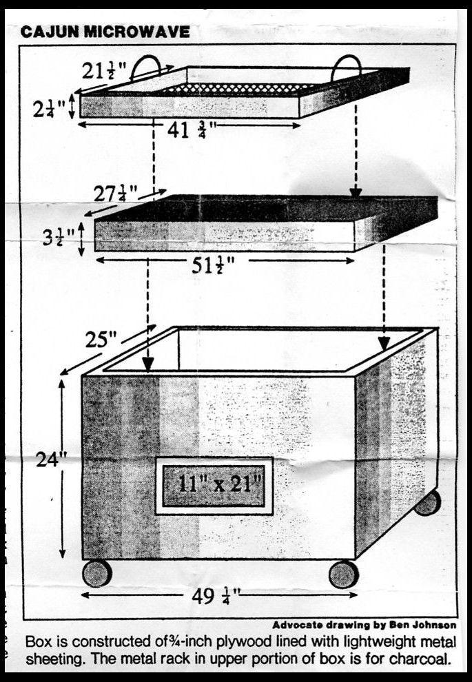 backyard grill assembly instructions