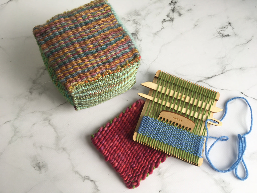 loops and threads knit quick mini loom instructions