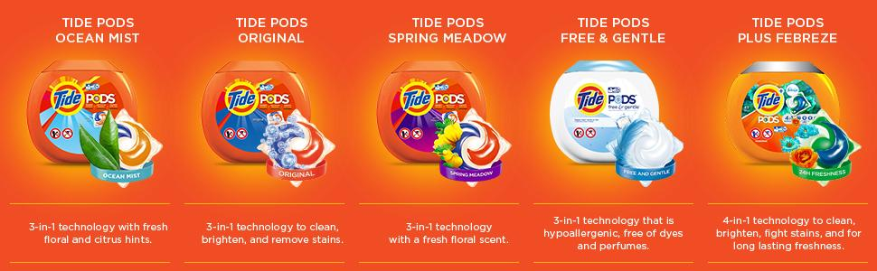 tide pods he instructions