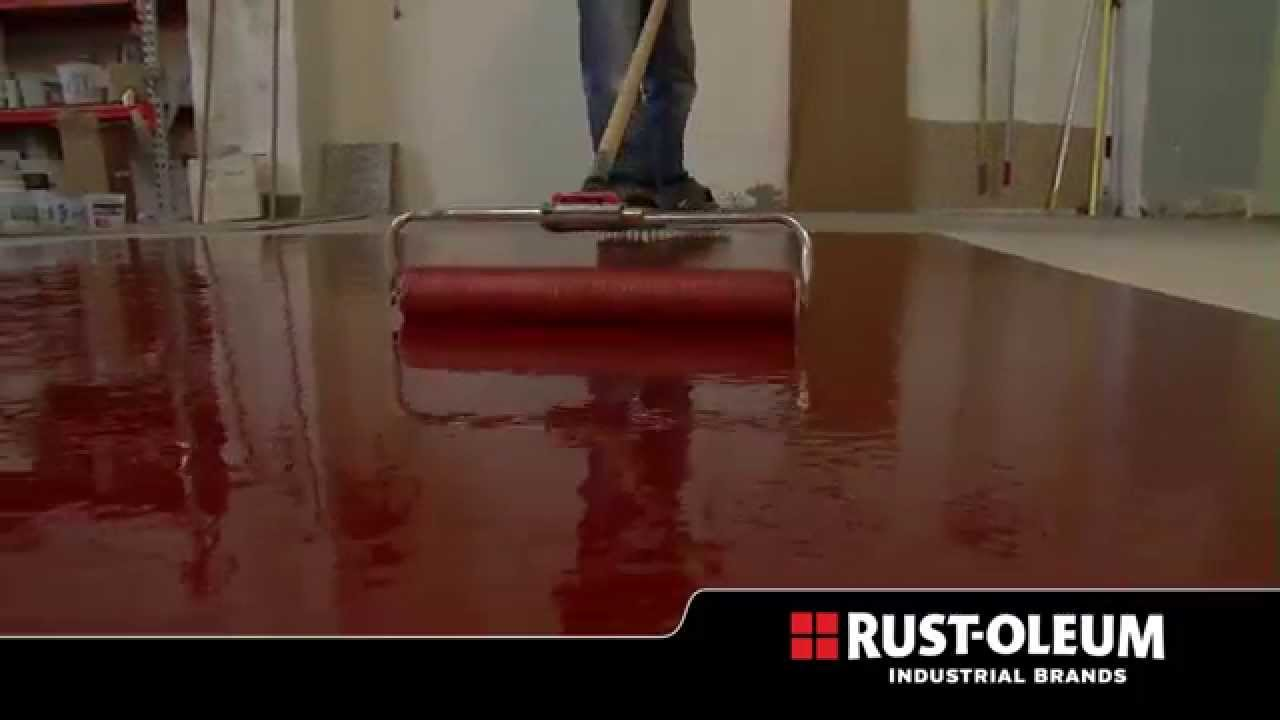 epoxyshield garage floor coating instructions
