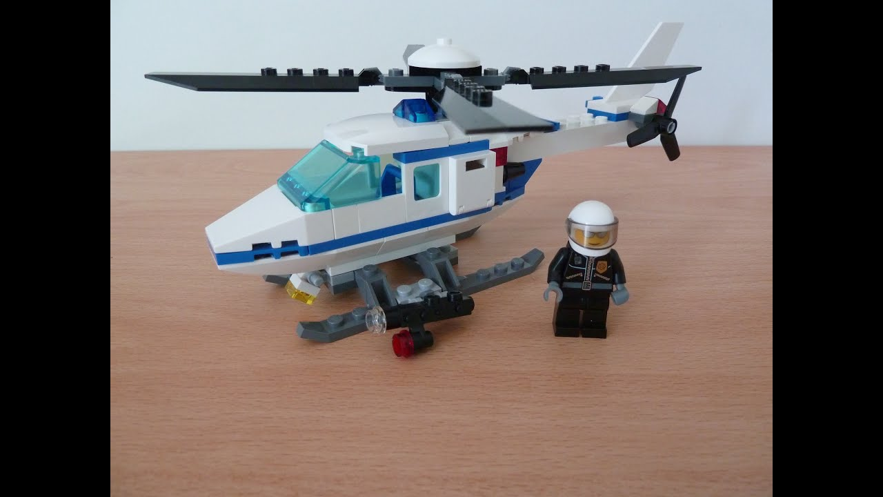 lego helicopter 7741 instructions