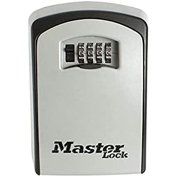 keyguard lock box instructions