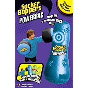 socker boppers bop bag instructions