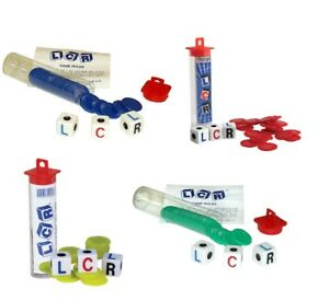 left center right dice game instructions