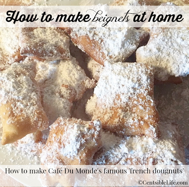 cafe du monde beignet mix instructions