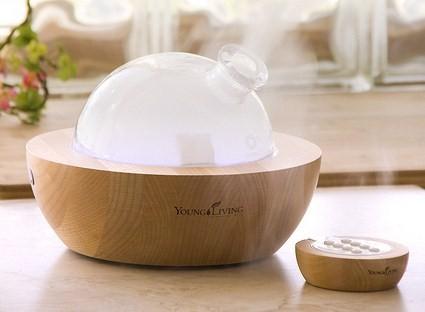 homedics ultrasonic aroma diffuser instructions