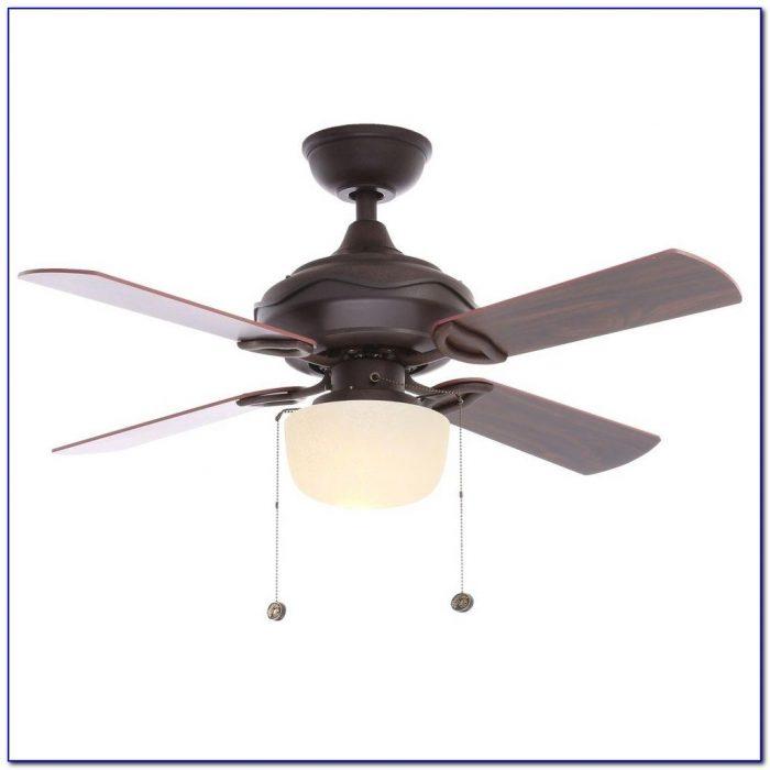 hampton ceiling fan instructions