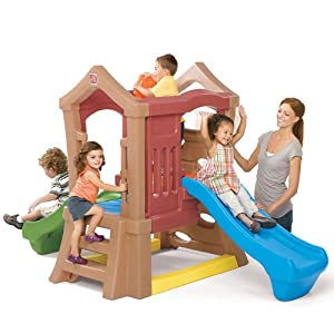 step 2 clubhouse climber older model instructions
