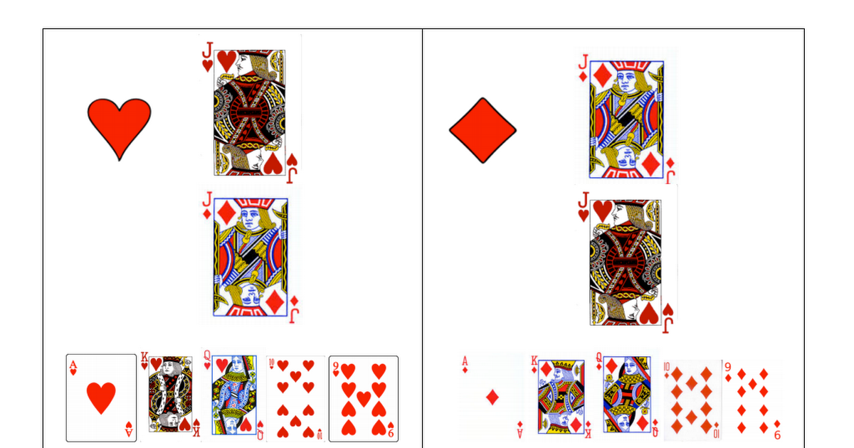euchre card game instructions