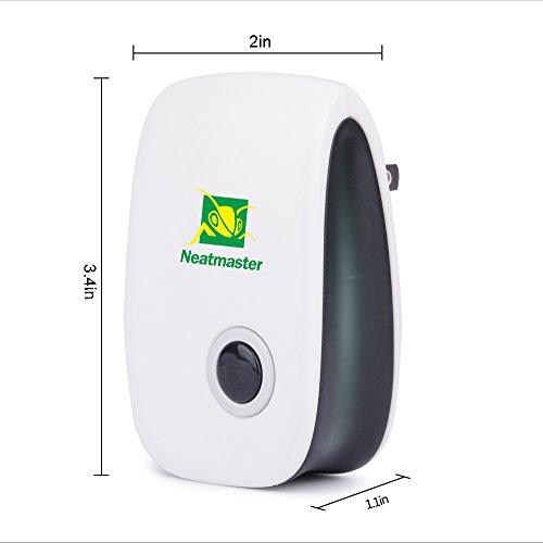 neatmaster ultrasonic pest repeller instructions
