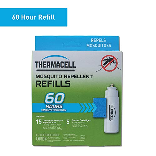 thermacell mosquito repellent lantern instructions