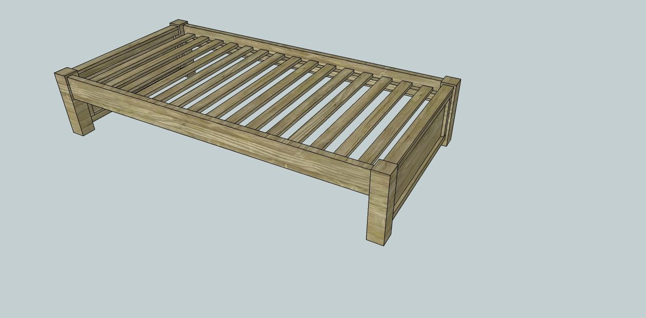 zinus bed frame instructions pdf