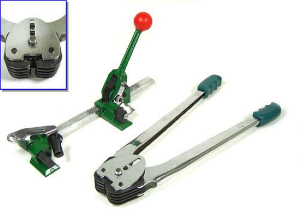 plastic strapping tensioner instructions