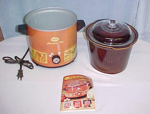 sunbeam slow cooker hp5590 instructions