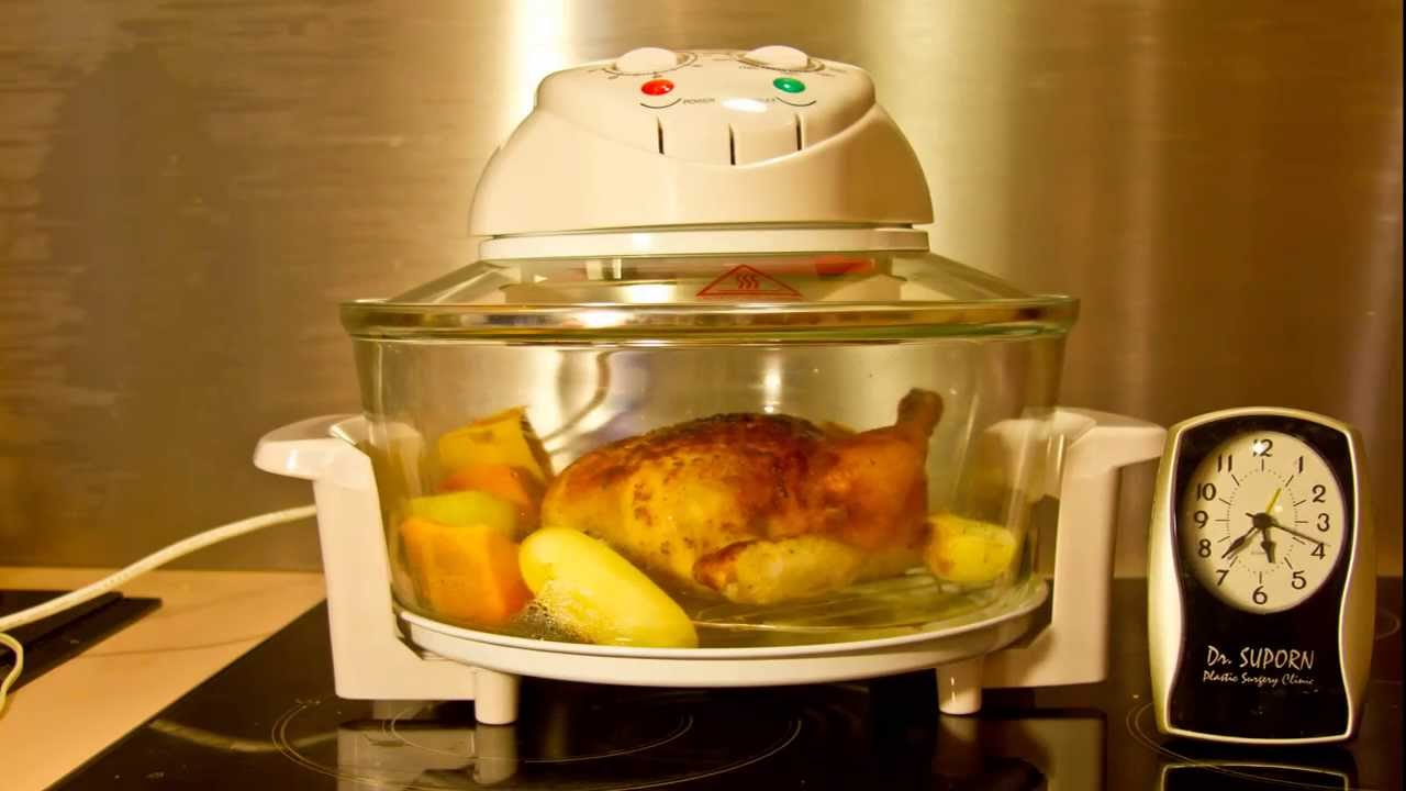 turbo convection oven instructions