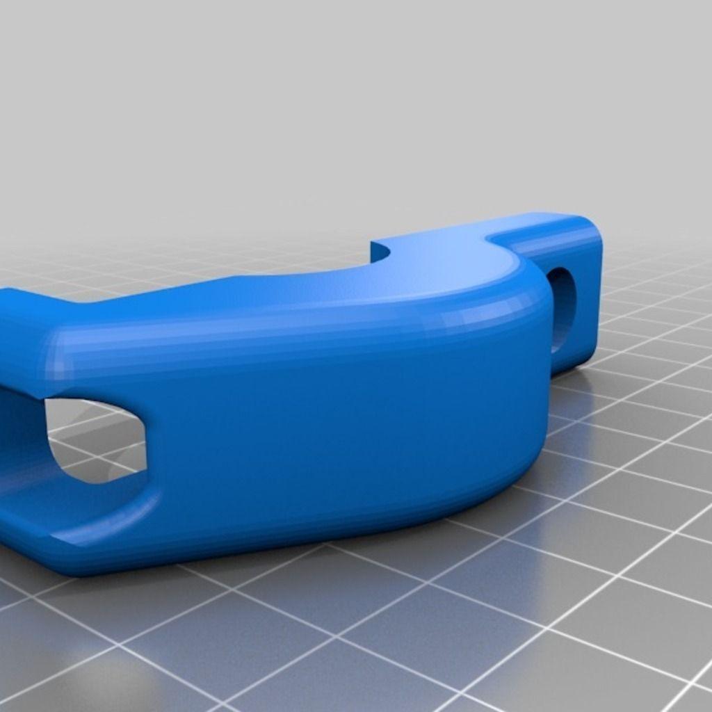 gopro handlebar mount instructions